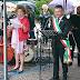 Cerimonia toccante, inaugurata Piazza degli Eroi Canadesi. VIDEO