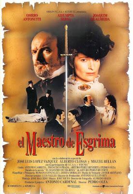 Maestro de Esgrima [1992] español , cine clasico dcc