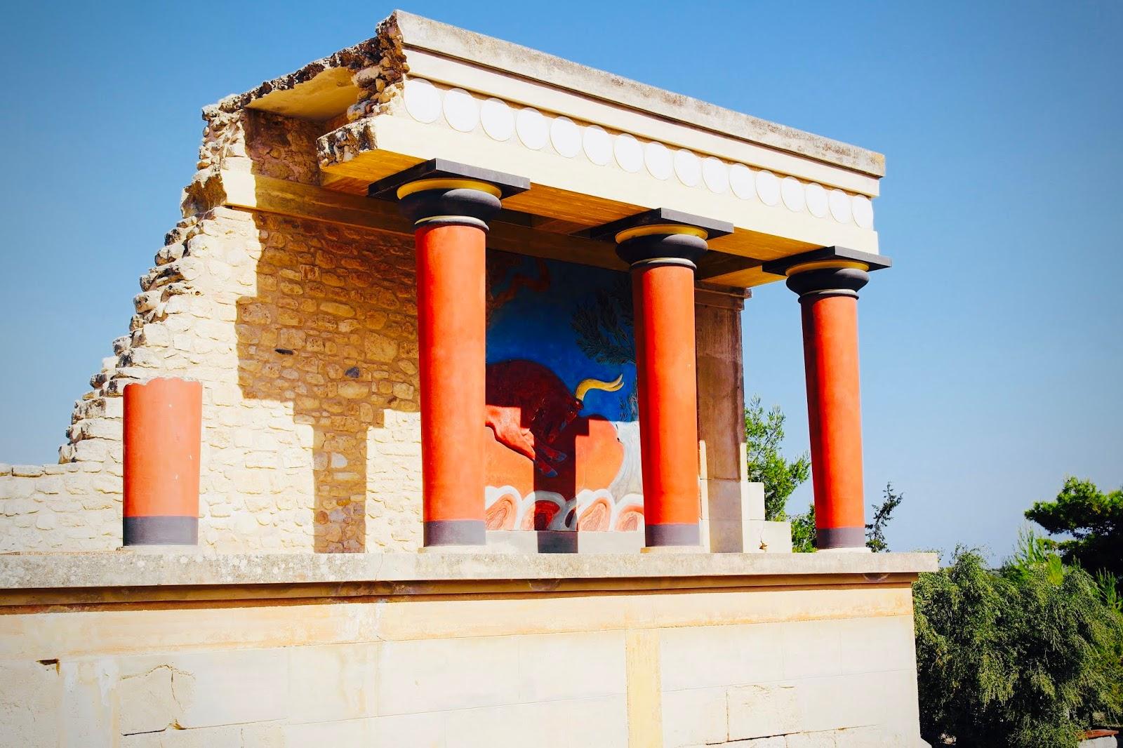 A TRIP TO: CRETE, GREECE