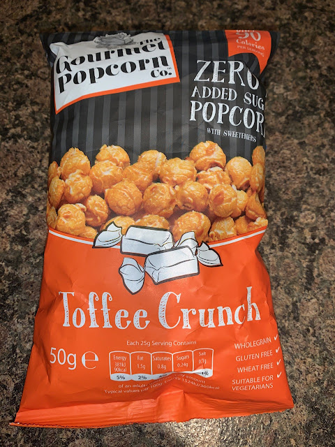 Gourmet Popcorn Co. Toffee Crunch