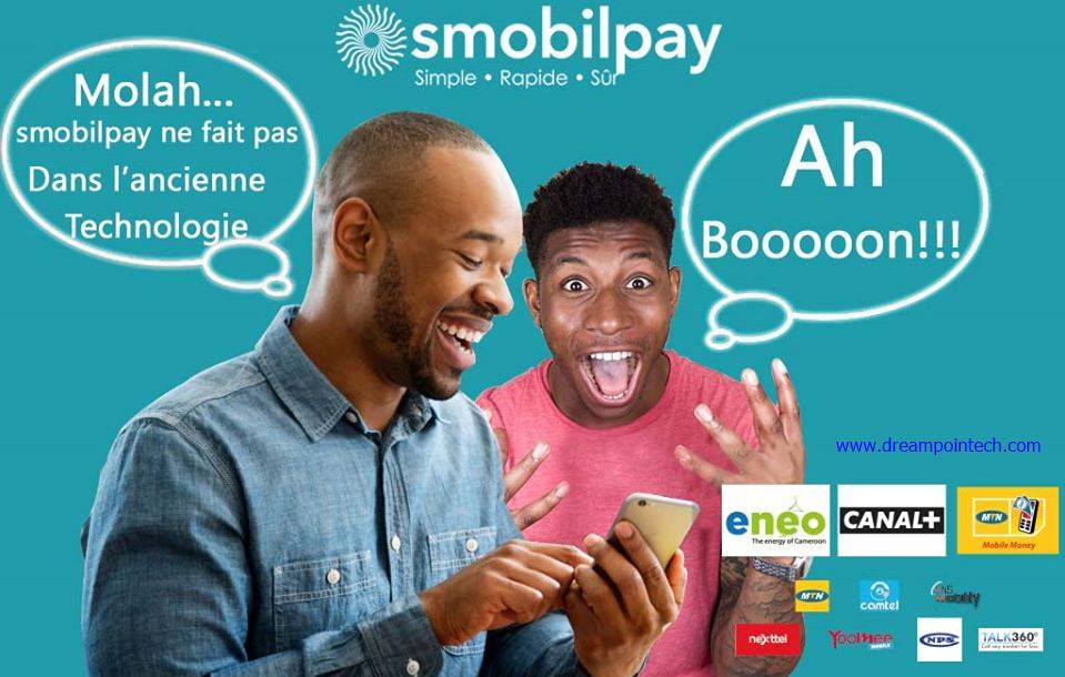 Create an Smobilpay Account For Free