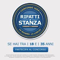 Logo Concorso Ikea ''Rifatti la stanza''