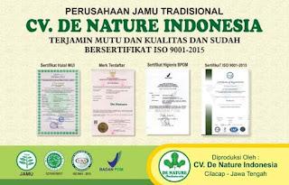 4 Rekening Resmi Agen De Nature Indonesia Terbaru 2019