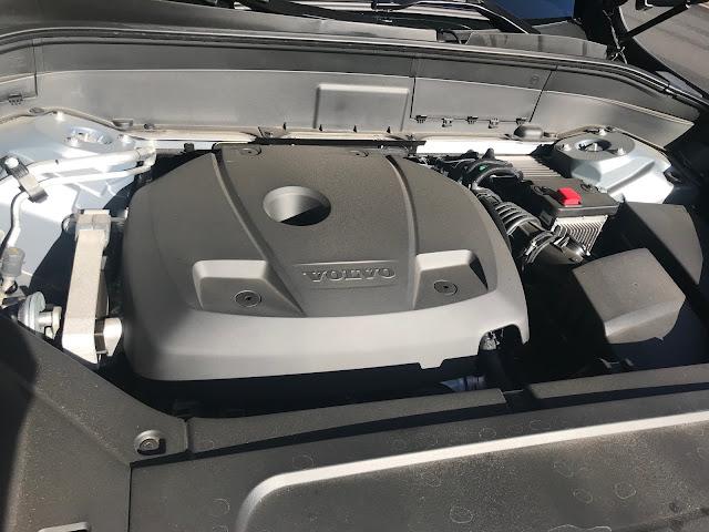 Engine in 2020 Volvo XC90 T6 R-Design