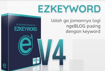 EZKeyword tools riset keyword