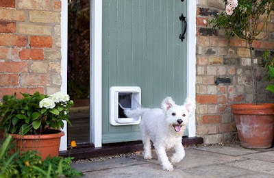 App-Controlled Microchip Petdoor