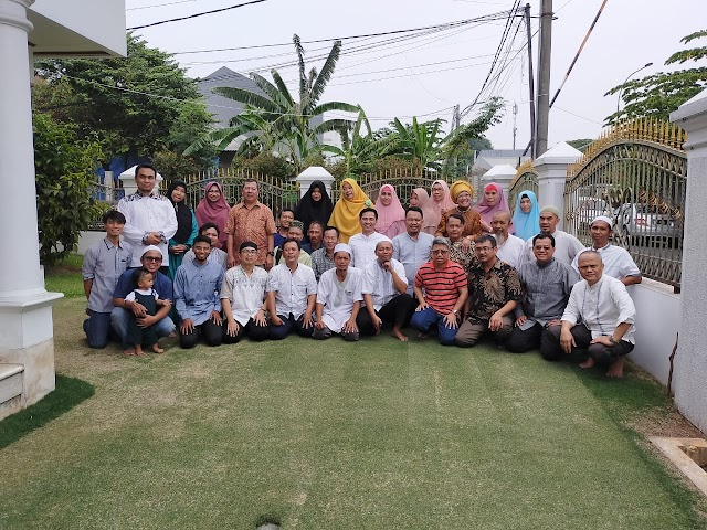 Kajian Bulanan ke-56 dan Sharing Session antar Alumni