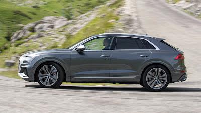 Carshighlight.com - 2020 Audi SQ8 Review