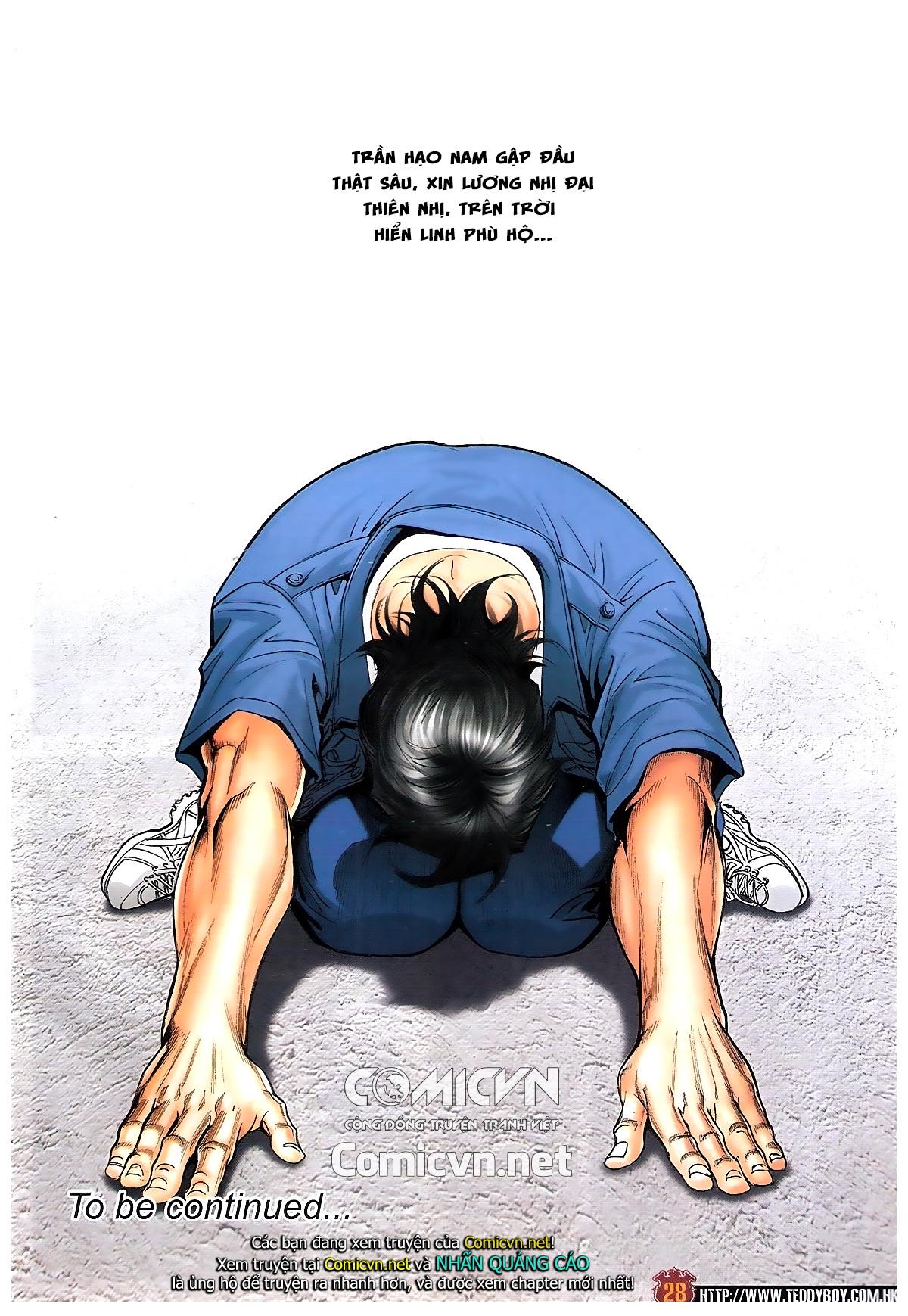 Người Trong Giang Hồ chapter 1814: trời giúp lương gia nhân trang 27