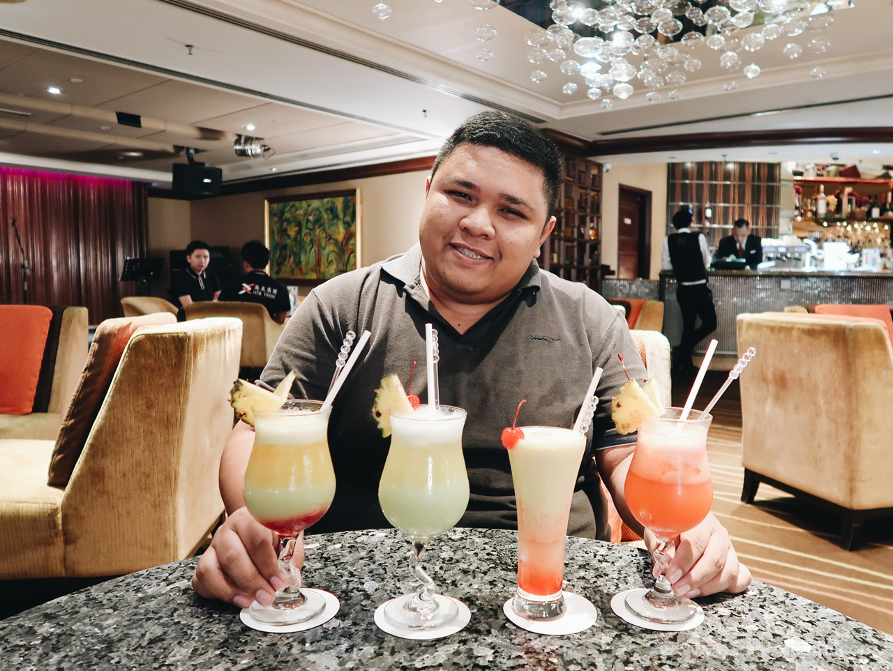 Dorsett 3 Wishes & 26 Jam Menginap Di Dorsett Grand Subang