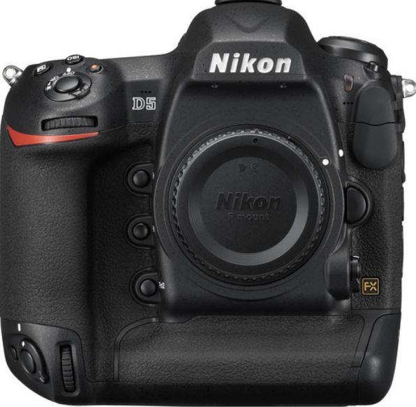 Nikon D5 DSLR the Best Camera