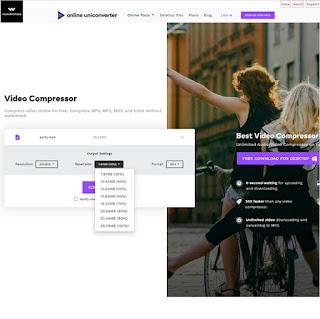 Wondershare UniConverter - Best Video Compressor for Windows/Mac