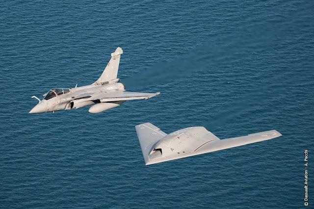 الطائرة بدون طيار the neuron - صفحة 2 The%2Bdrone%2Bstarted%2BnEUROn%2Ba%2Bnew%2Bflight%2Btest%2Bcampaign