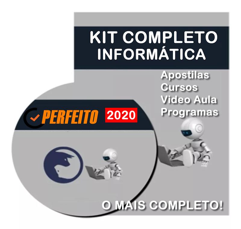 Kit Técnico informática o mais completo 2020 Download Grátis