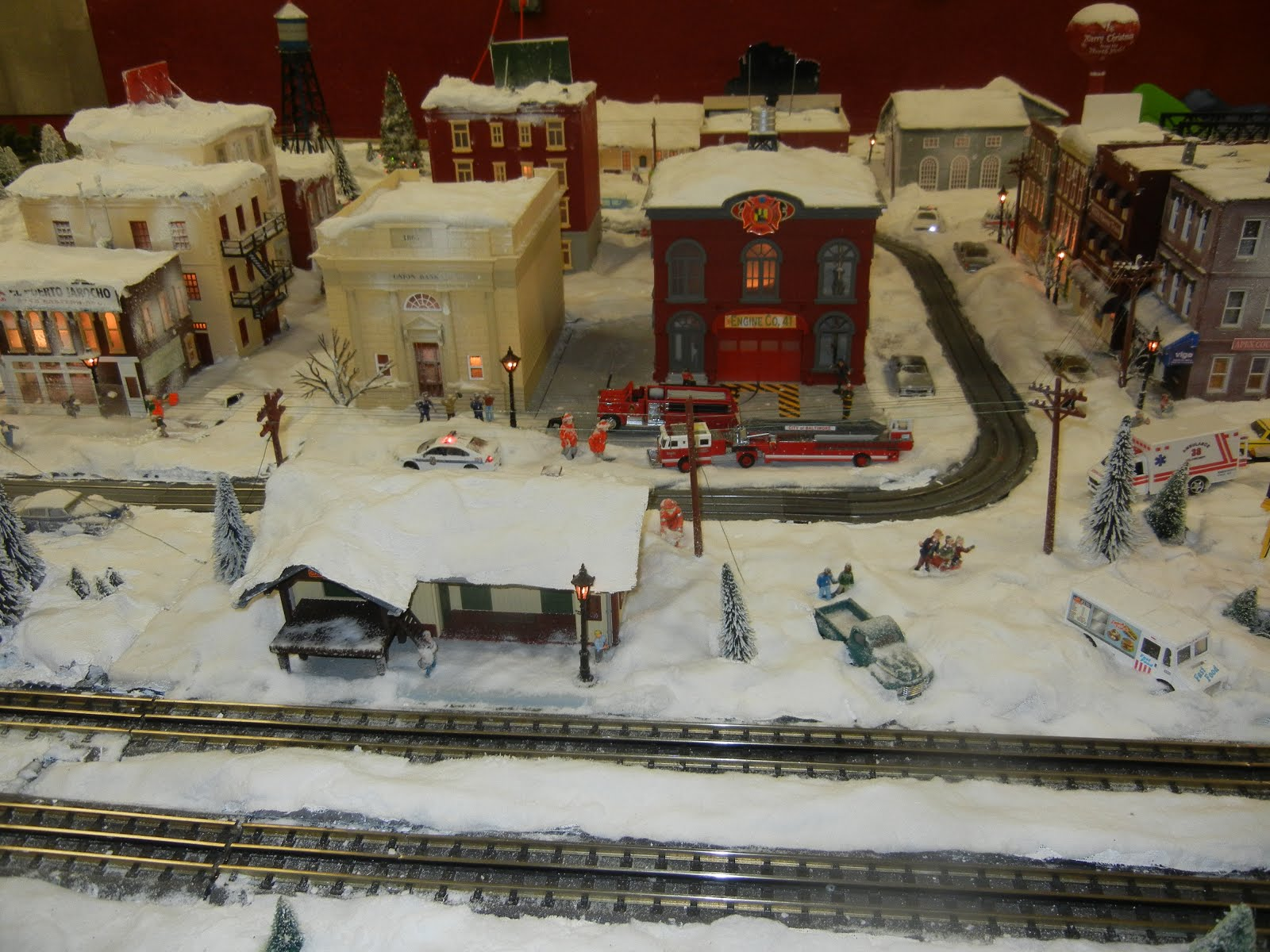 Highlandtown Train Garden