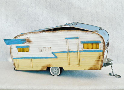 Collectable Trailer Figurines, Models and Ornaments