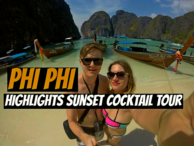 Phi Phi Highlights Sunset Cocktail Tour