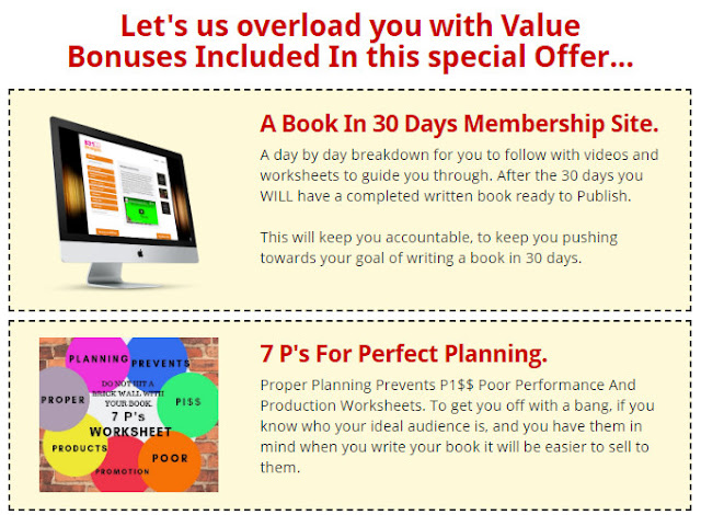 High Quality Business Book Writing Program Made Easy reviews - Best Seller Book Course PDF BOOK