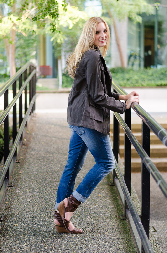 How to Layer Stylishly for Fall