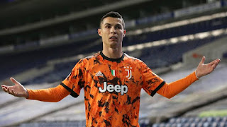 Ronaldo furious after penalty appeals was rejected