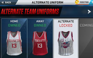 Download NBA 2K17 Apk Mod v0.0.21 (Unlimited Money) Terbaru