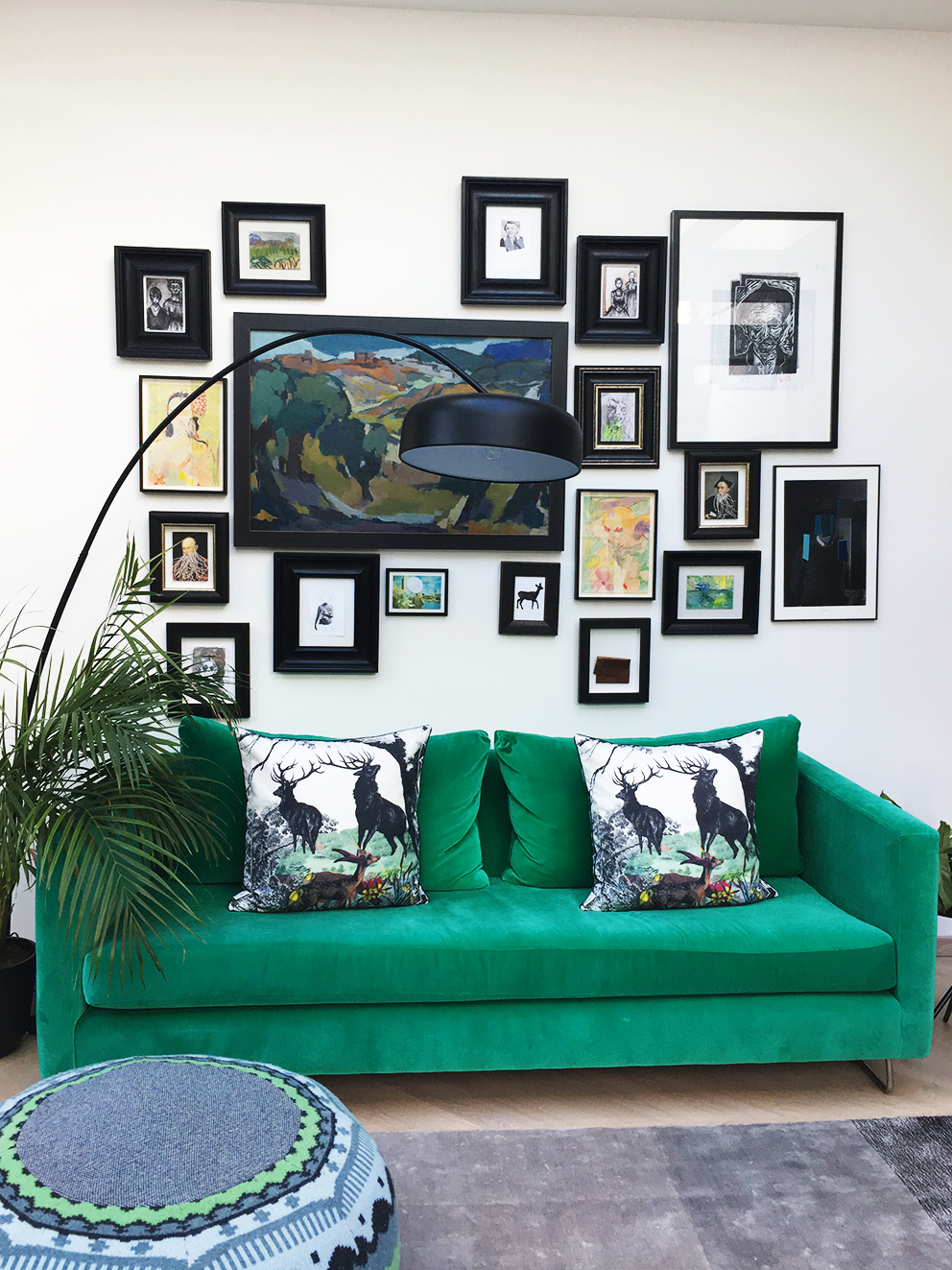 French For Pineapple Blog - Living Etc House Tours with AO