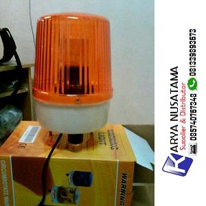 Jual Lampu Pabrik LTE 1161 Purat 220-24V Amber di Jakarta Barat