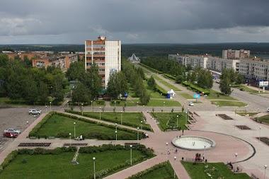История города Юрга