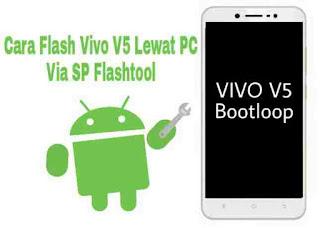 Cara-flash-vivo-v5-yang-mati-total-lewat-pc