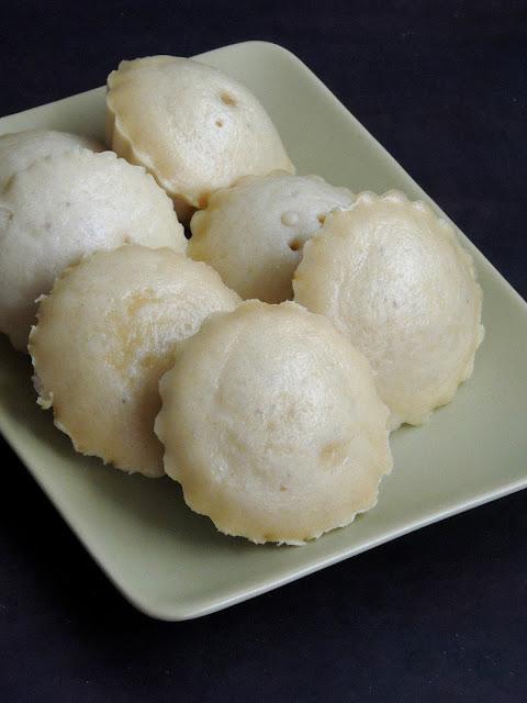 Puto, Filipino Steamed Cake