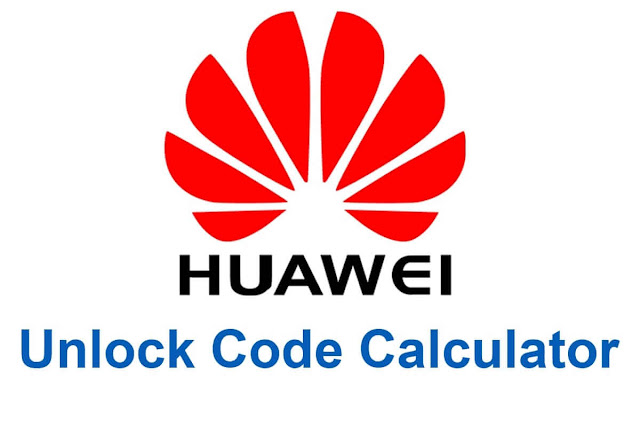 Huawei Unlock Code Calculator V3 V4 offline New algo 2020