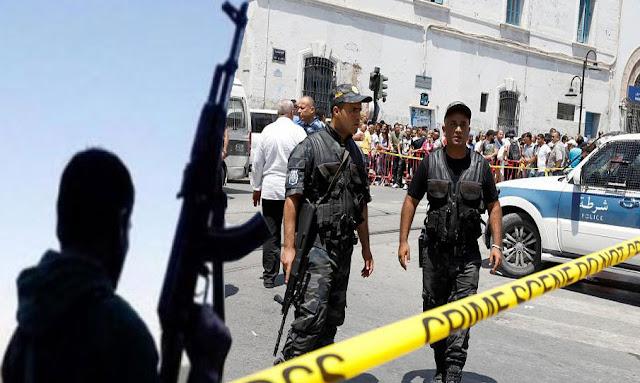 """تونس: محاصرة شخص مسلح بـ """"كلاشينكوف"""" في العاصمة …"""