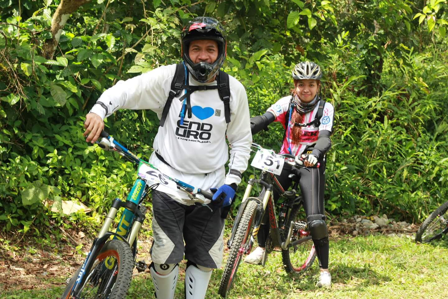 Pinaybikers Chronicles How To Be An Endurogirl