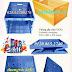 Thùng nhựa xếp, thùng nhựa gập, sóng xếp, sóng nhựa xếp giá siêu rẻ - siêu giảm giá call 0984423150 – Huyền