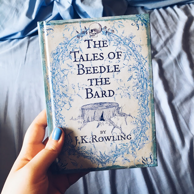 The Tales of Beedle the Bard J.K. Rowling
