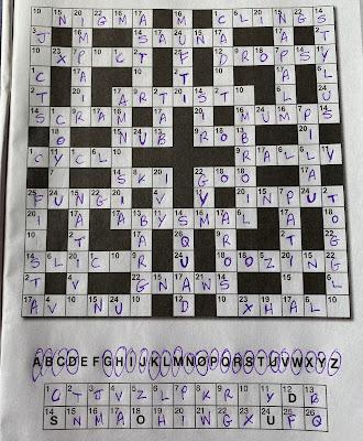 Codeword Puzzle