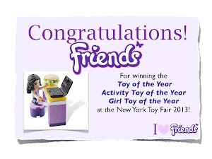 Toy of the Year at New York Toy Fair 2013