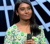 Krishnakali Indian Idol 2018 Contestant