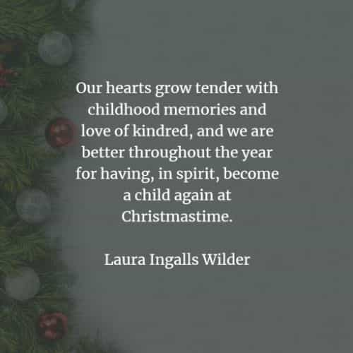 Christmas quotes that inspire the spirit of love