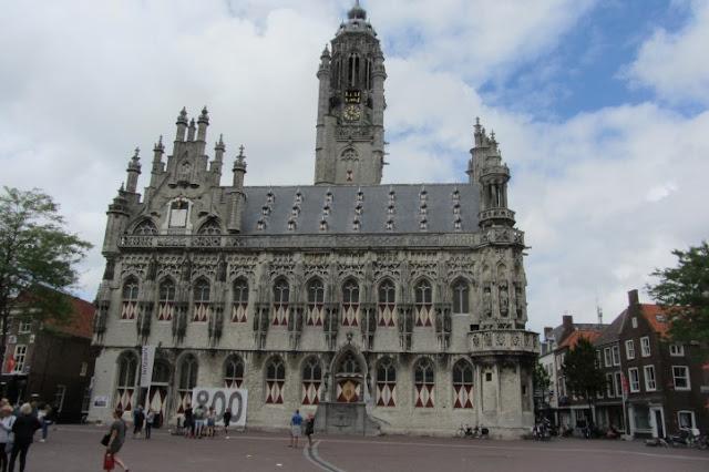 Middelburg, stadhuis