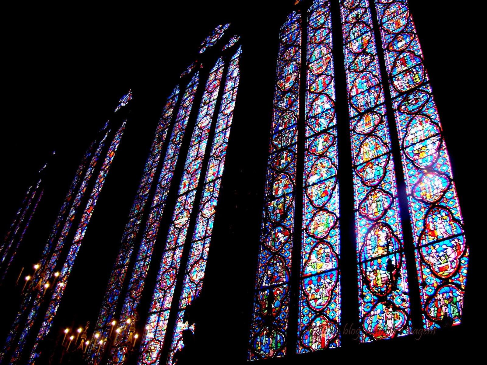 Saint Chapelle - Paris