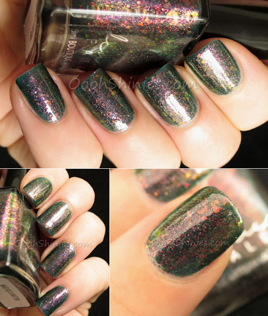 My Top 10 of 2015: Polishes
