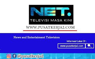 Lowongan Kerja News and Entertainmen Television November 2020