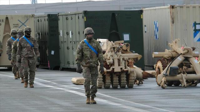 Ejército de EEUU está mal equipado para una guerra fría con China