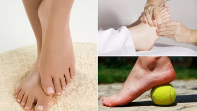 remèdes pour le gonflement des pieds