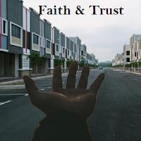 life need faith and trust