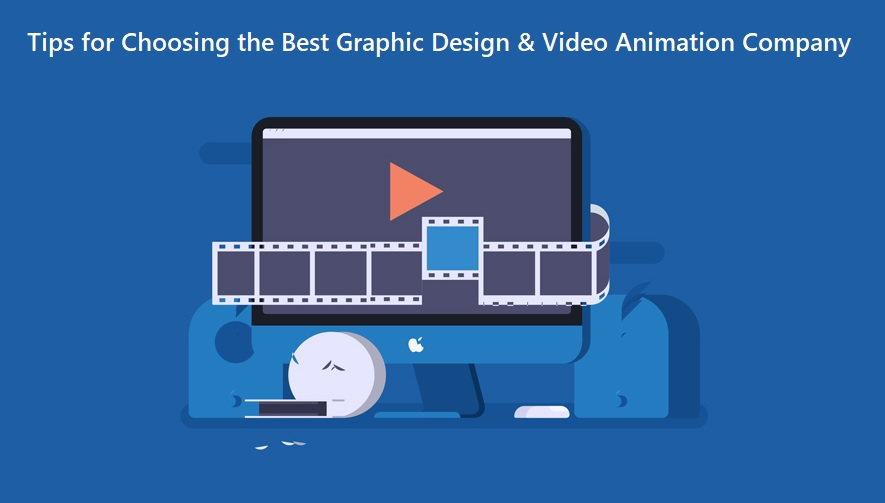 Best Graphic Design & Video Animation Company