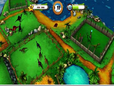 我的侏羅紀農場(My Jurassic Farm),非常特別的恐龍養成模擬經營!