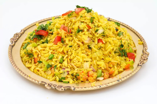 Poha Recipe in Hindi