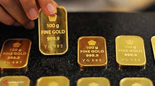 Daftar Harga Emas 24 Karat Per Gram Hari Ini
